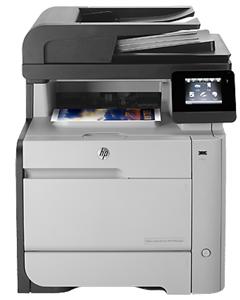 HP LaserJet Pro MFP M476dn Color Printer
